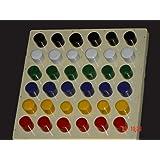 Balgovind Eductational Peg Board with 36 Pegs (BM02)