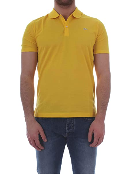 PAUL & SHARK C0P1013 Polo Hombre Amarillo XL: Amazon.es: Ropa y ...