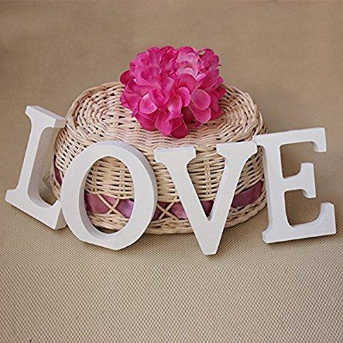 PIXNOR Letters Wedding Decoration Present