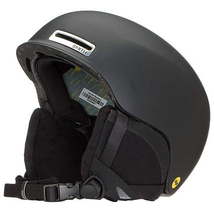 3c6146af87bfe Smith Optics Unisex Adult Maze MIPS Snow Sports Helmet - Matte Black Small  (51-