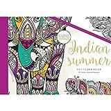 Kyпить KaiserCraft Kaisercolour Postcard Book 20/pkg-Indian Summer на Amazon.com