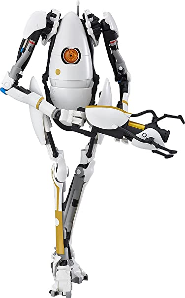 figma Portal2 P-Body ノンスケール ABS&PVC製 塗装済み可動フィギュア