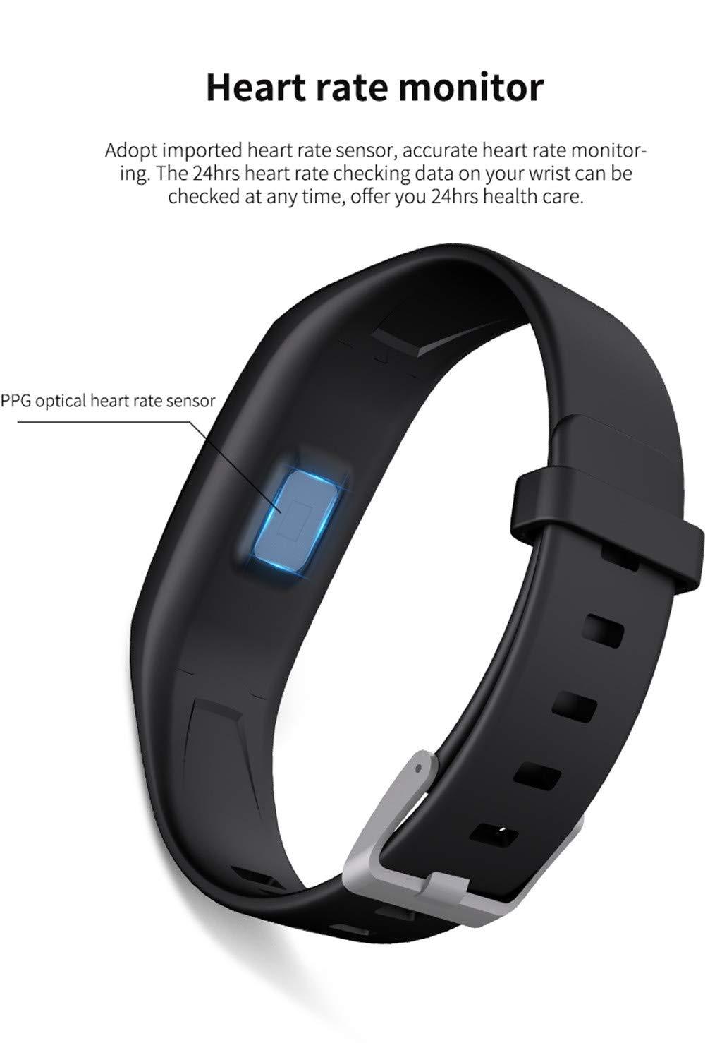 Amazon.com: Bluetooth Smartwatch,Smart Watch,Bluetooth Smartwatch Touch Screen Sport Smartwatch,Ios7.0+ Android 4.3+,Reloj inteligente(Black): Kitchen & ...