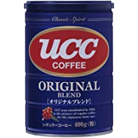 UCC 悠诗诗 原味综合焙炒咖啡粉 400g(日本进口)