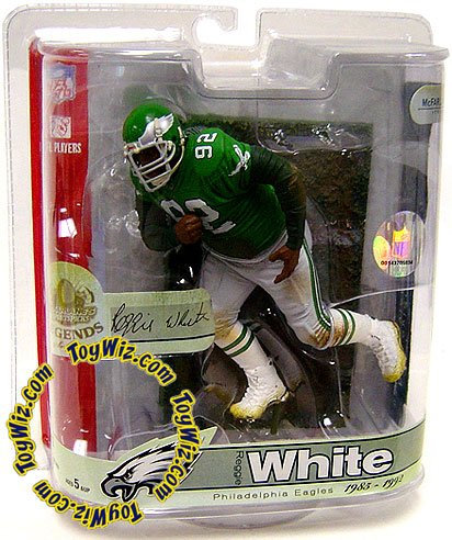 (McFarlane Toys NFL Sports Picks Legends Series 3 Action Figure Reggie White (Philadelphia)
