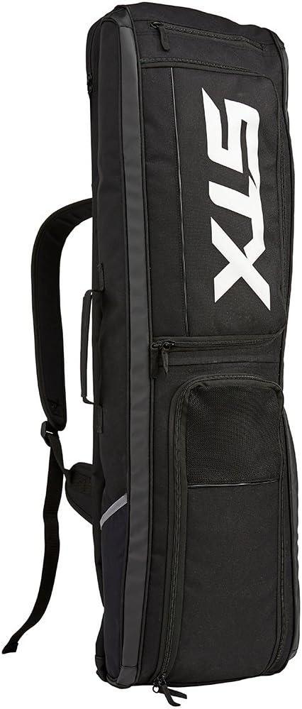 STX フィールドホッケー パスポートバッグ ブラック