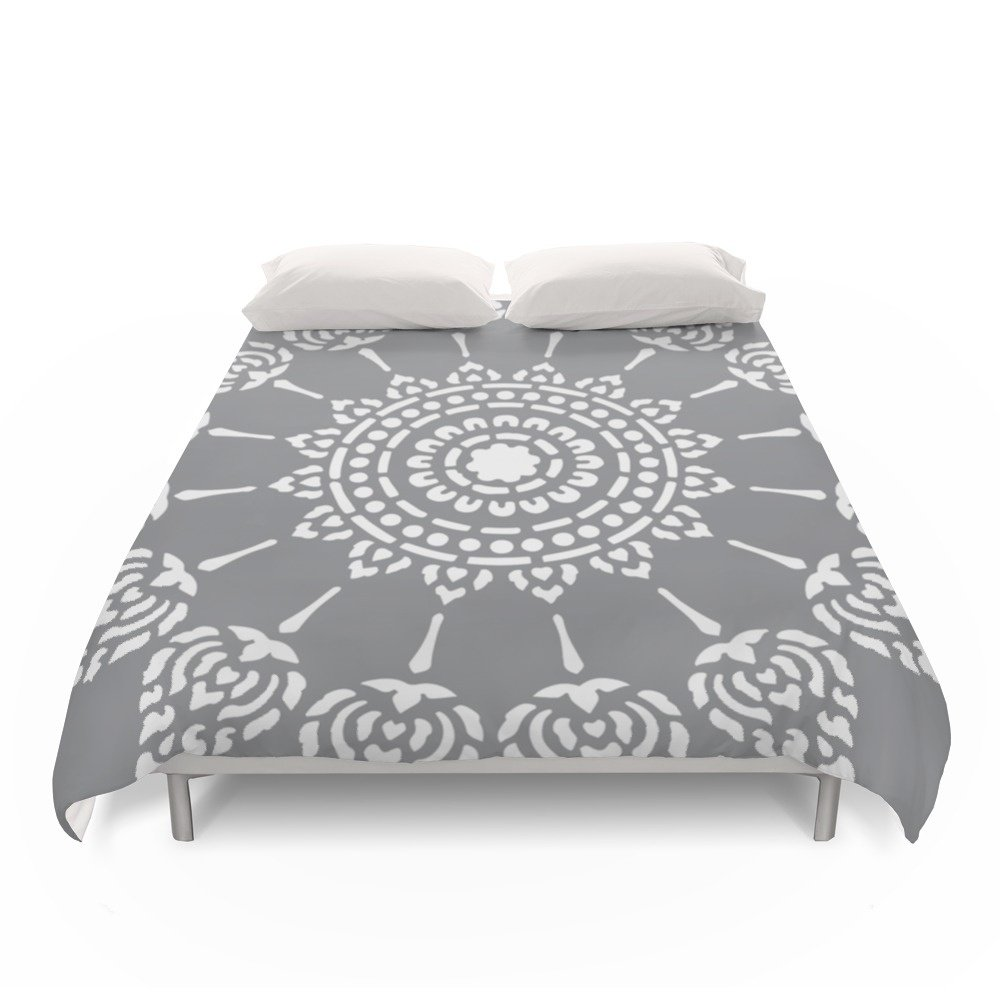 Society6 Thai Mandala Duvet Covers Full: 79'' x 79''