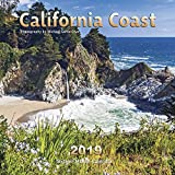 California Coast Calendar 2019
