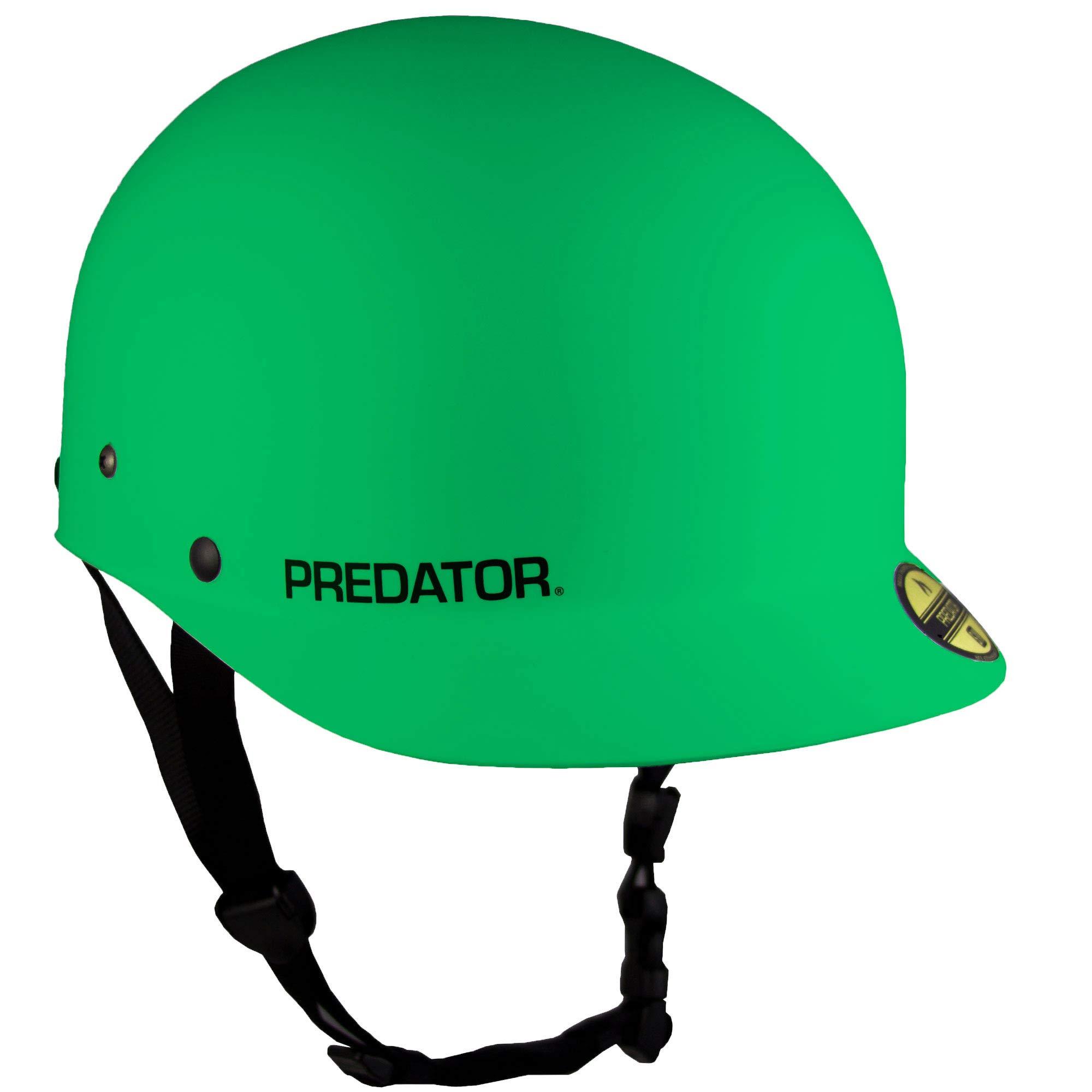 Predator Shiznit Kayak Helmet-MatteGreen-L/XL by Predator