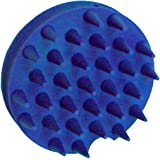 Grooma The Little Groomer Horse Curry Comb/Brush, Blue
