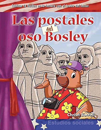 Las postales del oso Bosley (Postcards from Bosley Bear) (Spanish Version) (Building Fluency through Reader's Theater) (Spanish ()
