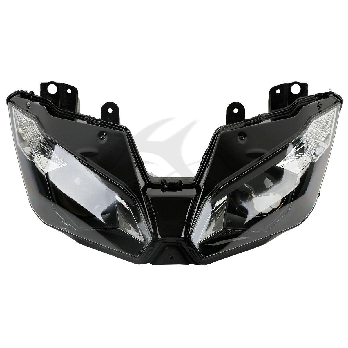 Amazon.com: XFMT Headlight Lamp Housing Assembly For ...