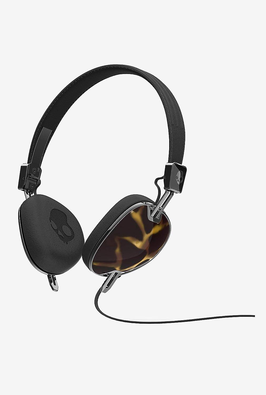 Skullcandy Navigator - Auriculares (Alámbrico, Diadema, Binaural, Circumaural, 104 dB, Negro, Turquesa)