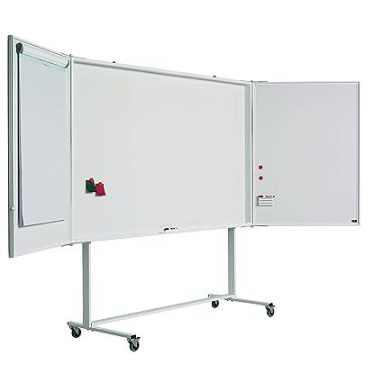 Presentación Armario - Pizarra blanca con superficie de proyección ...
