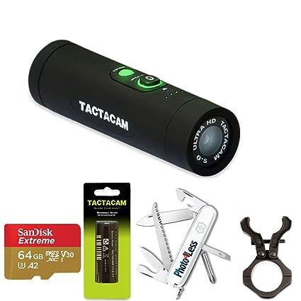 Amazon.com: Tactacam Ultimate 5.0 - Cámara de caza con ...