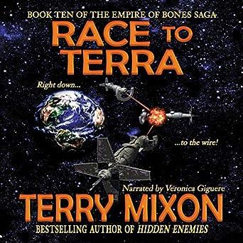 Hidden Enemies - The Empire of Bones Saga - Book 9 - Terry Mixon