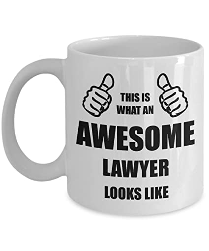 Amazon Funny Birthday Gifts For Lawyer Wife Husband Mom Dad