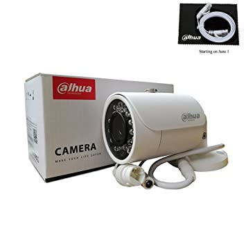 Dahua Ip Camera IPC-HFW1320S 3Mp Poe HD Network Mini IR Bullet 30m ONVIF  Cctv security systems 3 6mm