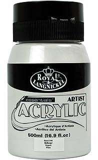 royal langnickel raa 5141 essentials 500ml acrylic paint gold