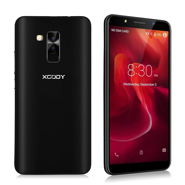 Amazon com: Xgody 6 Inch Android 8 1 Cellphone Unlocked ROM