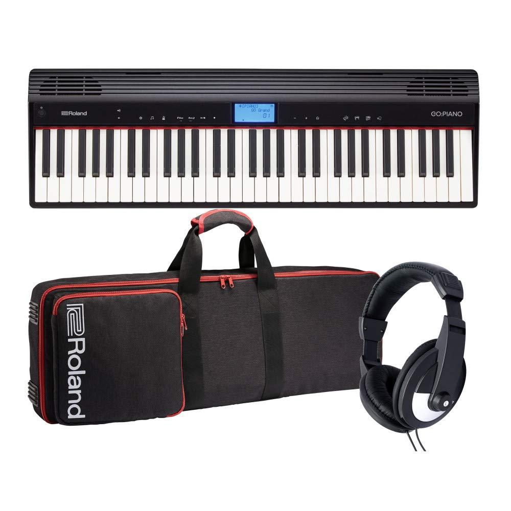交換無料! Roland GO:PIANO Digital GO:PIANO Piano Digital GO-61P【純正キャリングケース Roland&ヘッドホンセット】B07L1QDRZY, 刈羽村:620ac913 --- a0267596.xsph.ru