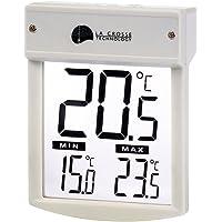 La Crosse Technology - Thermomètre de fenêtre WT62