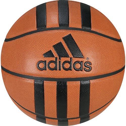ADIDAS BALL Basketball 3 Stripe C 29.5, Größe Adidas:7