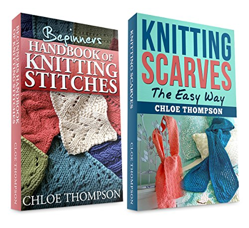 Easy Knitting Stitches ((2 BOOK BUNDLE)