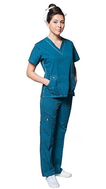 Amazon.com: Vestido Un Diseñador Womens Med 2 piezas: Clothing
