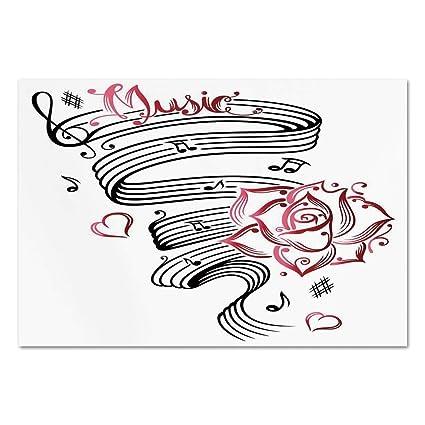 amazon com large wall mural sticker tattoo decor pencil drawing