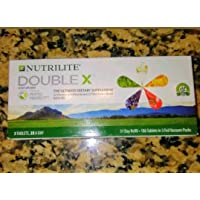 NUTRILITE DOUBLE X Vitamin/Mineral/Phytonutrient - 31-Day Refill
