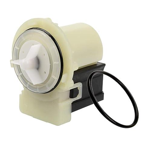 Repuesto de motor de bomba de drenaje para lavadora Whirlpool ...
