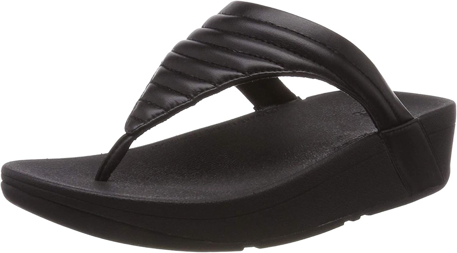 FitFlop Lottie Padded, Chanclas para Mujer