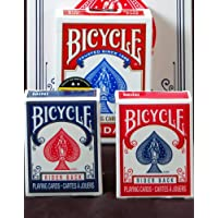 Bicycle Mini Decks Playing Cards - Single Deck (Color May Vary) - Limited edition