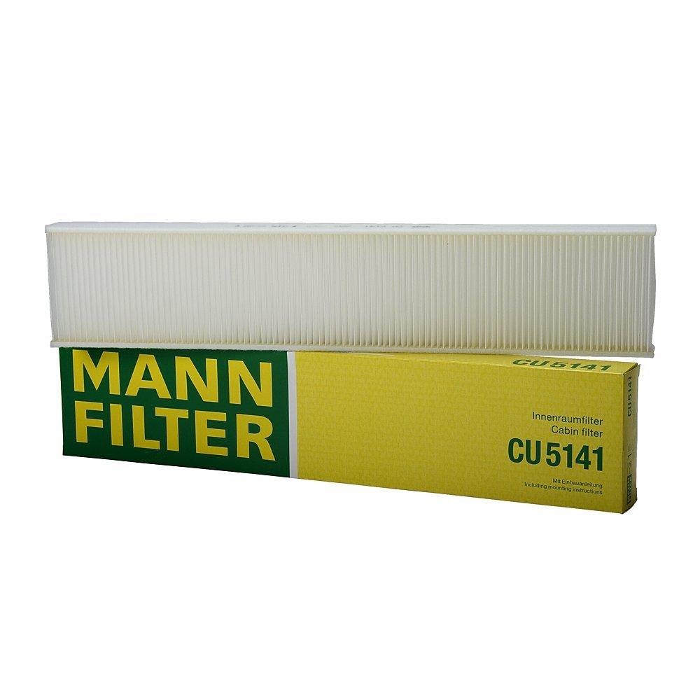 Mann Filter CU5141 Filter Innenraumluft