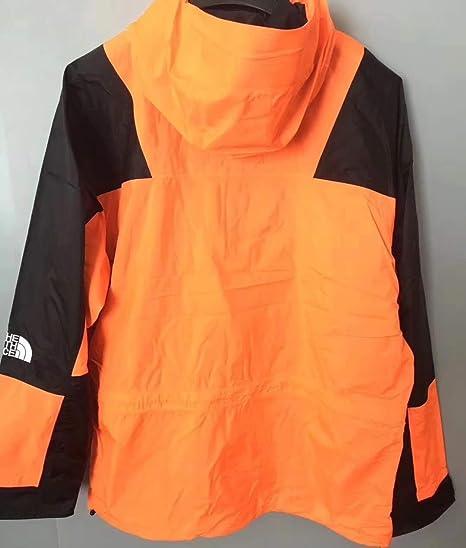 Supreme the North Face - Abrigo - Parka - para Mujer Naranja Naranja Large: Amazon.es: Ropa y accesorios
