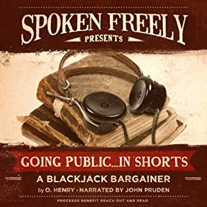 A Blackjack Bargainer Audiobook