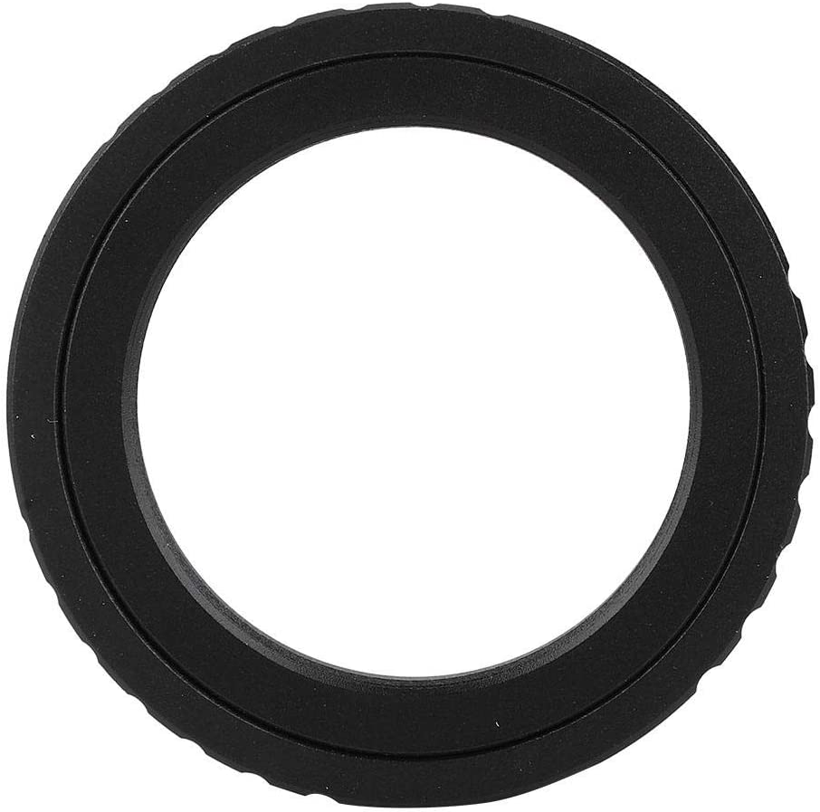 Qiterr Telescope Adapter Ring T2-pk Telescope Lens//Return Lens T2 to PK Camera Body Adapter Ring