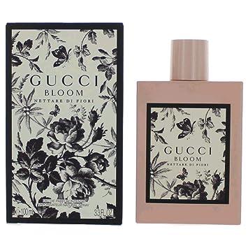 91f36a6976 Amazon.com : Gucci Gucci Bloom Nettar Di Fiori for Women 3.4 Oz Eau De  Parfum Intense Spray, 3.4 Oz : Beauty