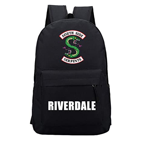 Image Unavailable. Image not available for. Color  MIYECC Unisex Fashion  Riverdale Backpack School Bag ... 9615248067ff3
