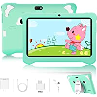 Tablet para Niños Android 9.0 Pie 3GB RAM y 32GB ROM 7 Pulgadas HD IPS Pantalla Tableta Infantil WiFi Bluetooth Dual Camera 5+2MP Entertainment Education(Google Play)