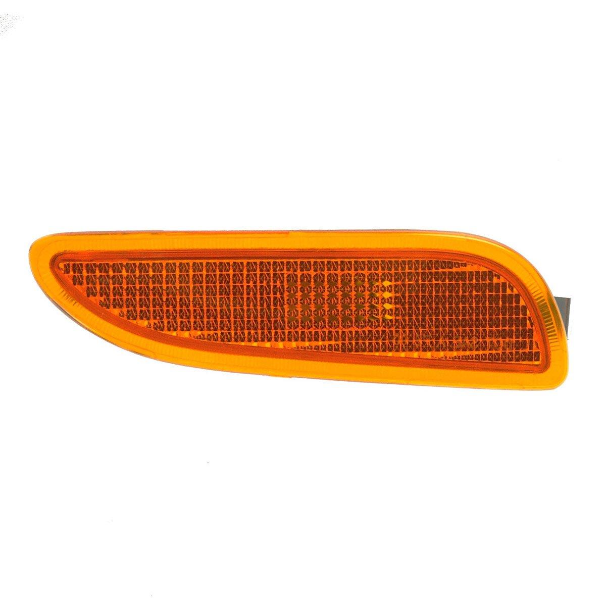 Side Marker Light Bumper Mounted Passenger RH for Mercedes CLK 320 350 500 550 1A Auto