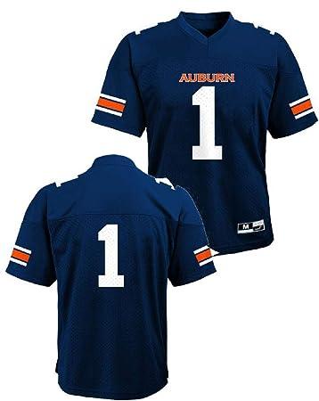 Amazon Com Outerstuff Youth Auburn Tigers Blue Replica