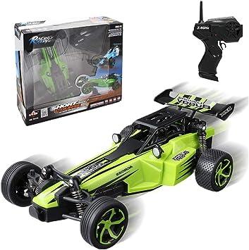PUZ Toy Macchine Giocattolo per Ragazzi di 6-10 Anni RC Auto