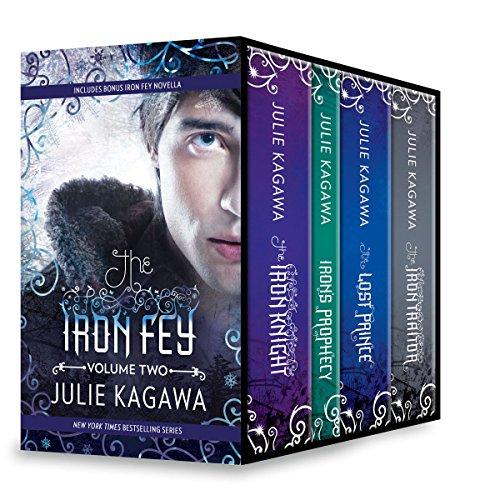 julie kagawa iron fey series - 4