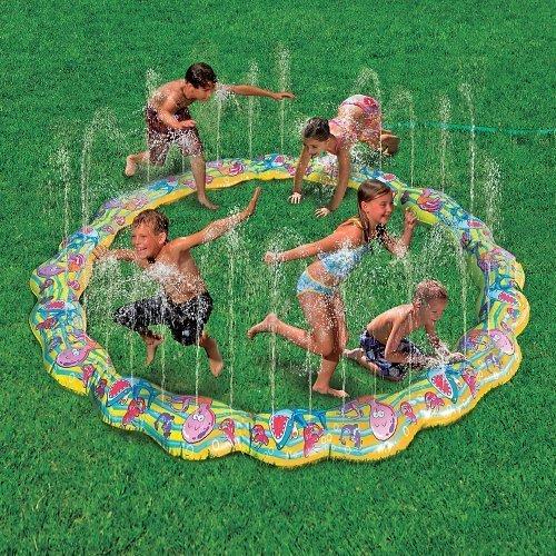 Toy Quest Ocean Friends Sprinkler Ring ()