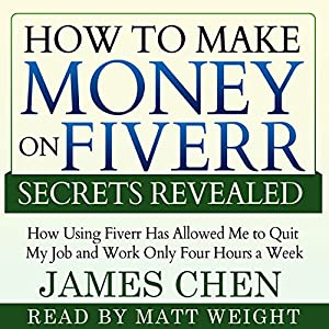 How to Make Money on Fiverr Secrets Revealed Audiobook