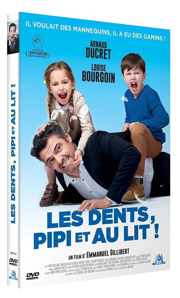 DVD Les dents pipi et au lit