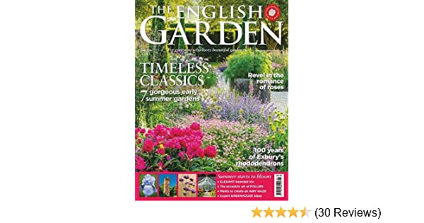 70e7fffa646d The English Garden: Amazon.com: Magazines