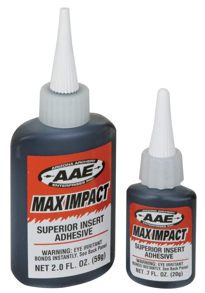 AAE Max Impact Insert Adhesive 2oz